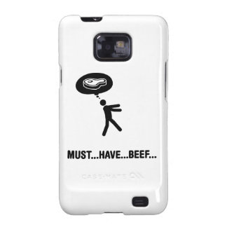 Beef Lover Samsung Galaxy SII Cases