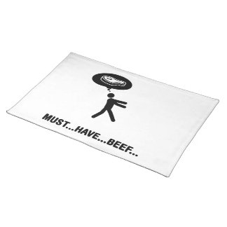 Beef Lover Placemat