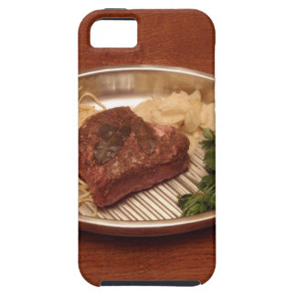 Beef, Noodles, Coriander and Chips iPhone 5 Case