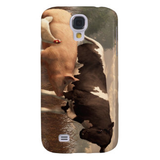 Beef, Pork, and Poultry Samsung Galaxy S4 Cover