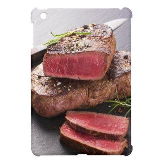 Beef steak iPad mini covers