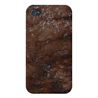 Beef steak iPhone 4 cover