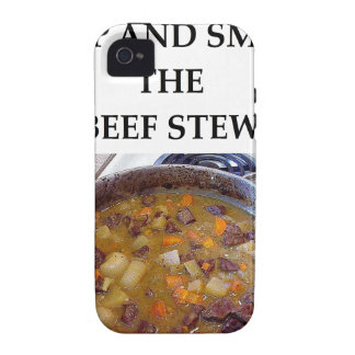 beef stew vibe iPhone 4 cases