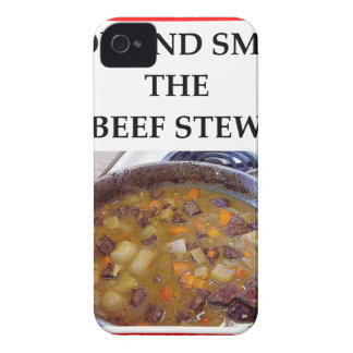 beef stew iPhone 4 covers
