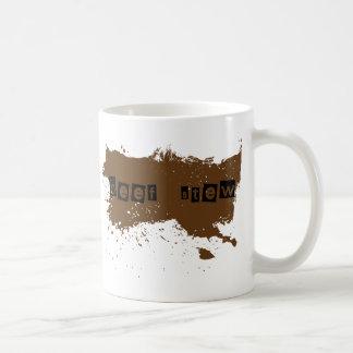 beef stew classic white coffee mug