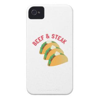 Beef & Streak iPhone 4 Case