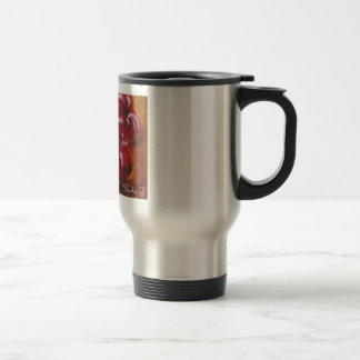 Beef tomatoes travel mug