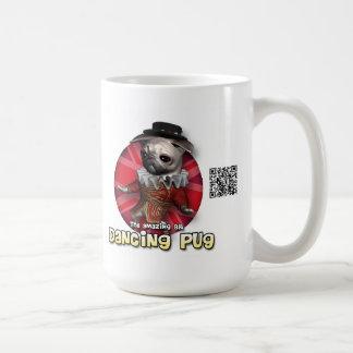 Beefeater Pug Basic White Mug