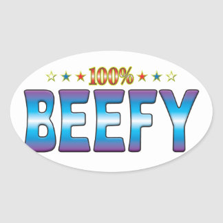 Beefy Star Tag v2 Stickers