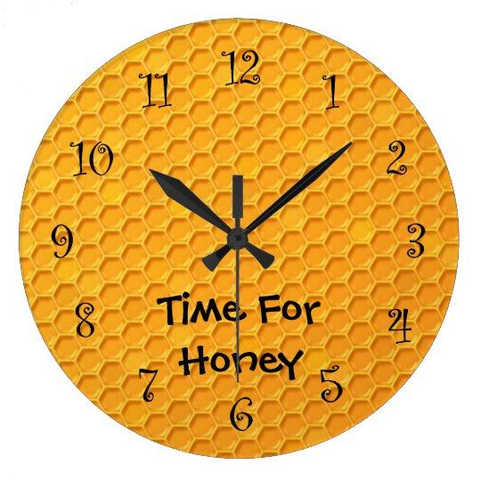 Beehive Kitchen Wall Clocks