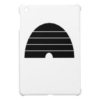 Beehive Silhouette iPad Mini Cases