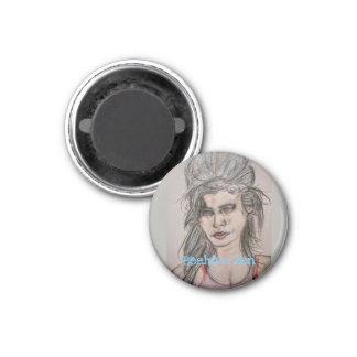 Beehive Zen Magnet