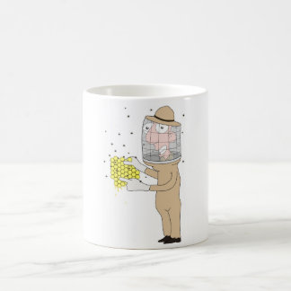 Beekeeper Basic White Mug