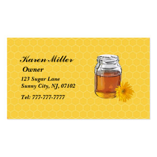 Beekeeper business cards