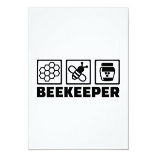 Beekeeper Custom Invitations