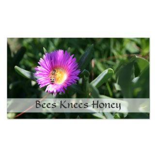 Beekeeper, Honey Bee Sales - Business Card