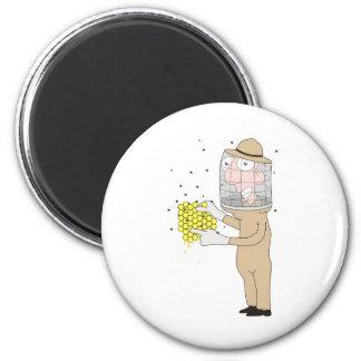 Beekeeper Magnet