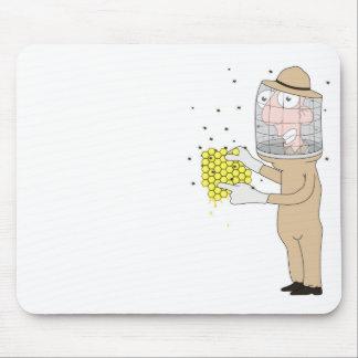 Beekeeper Mouse Mat