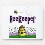 beekeeper mouse mats