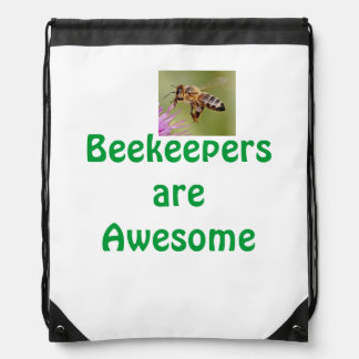 Beekeepers are awesome rucksacks