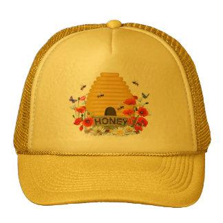 Beekeeper's Beehive Hat