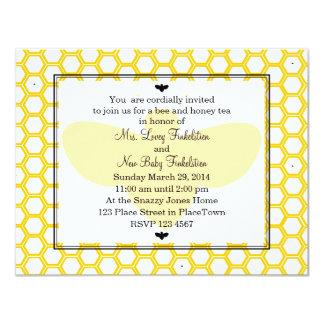 Beekeeper's Card 11 Cm X 14 Cm Invitation Card