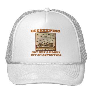 Beekeeping Not Just A Hobby But An Adventure Cap