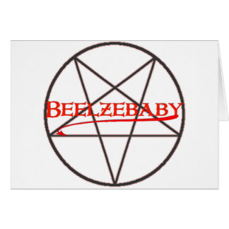 Beelzebaby graphic card