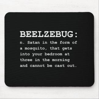 Beelzebug Mouse Pad