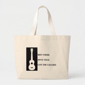 Been there Done that Got the ukulele Tote Bag