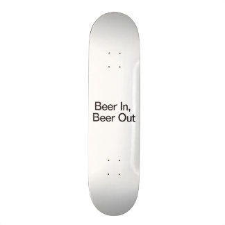 Been There Done That 18.1 Cm Old School Skateboard Deck