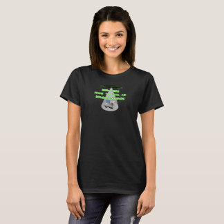 Been There_Grn_FeMale T-Shirt