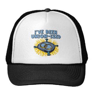 Been Unionized Honeymoon Hat / Cap