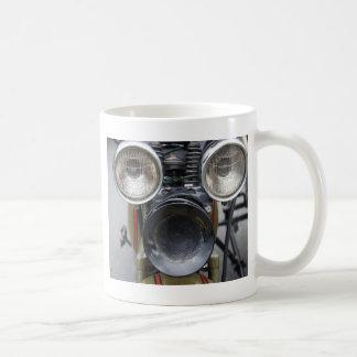 Beep Beep Basic White Mug