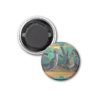 Beep Beep by Kathy Morrow 3 Cm Round Magnet