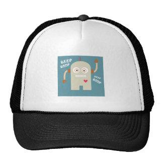 Beep Boop Mesh Hat