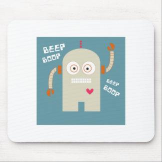 Beep Boop Mousepad