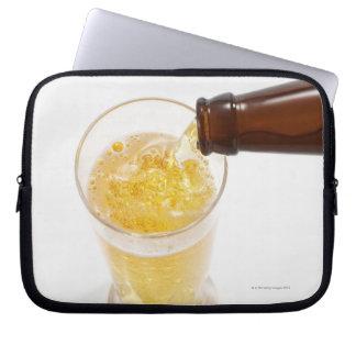 Beer 2 laptop sleeve