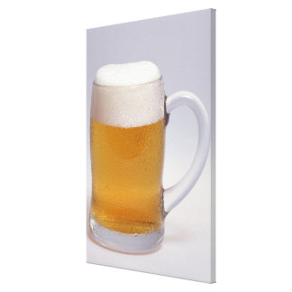 Beer 3 gallery wrapped canvas