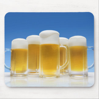 Beer 6 mouse mat