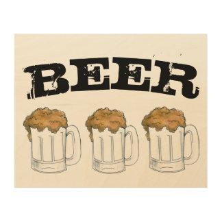 BEER Ale Mug Drinking Bar Man Cave Gift Decor
