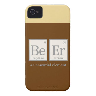 Beer, an essential element iPhone 4 covers
