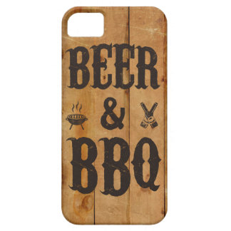 Beer and BBQ iPhone 5 Covers
