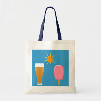Beer and Ice Cream Bag