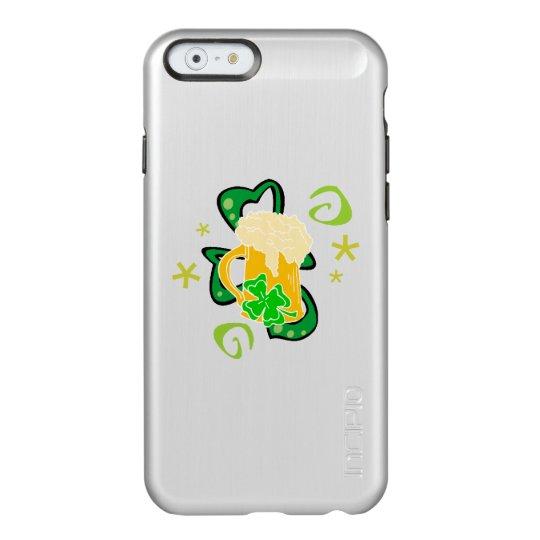 Beer and Irish Shamrock Incipio Feather® Shine iPhone