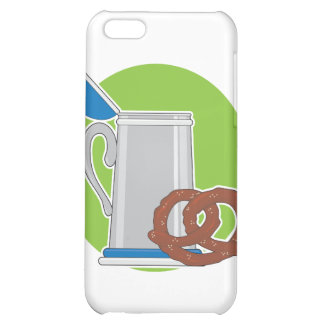 Beer and Pretzel iPhone 5C Covers