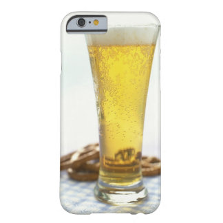 Beer and pretzels barely there iPhone 6 case