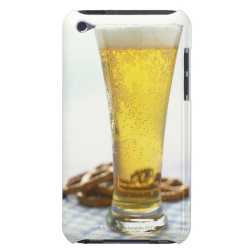 Beer and pretzels iPod touch cases