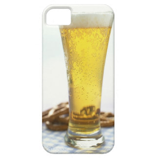 Beer and pretzels iPhone 5 covers