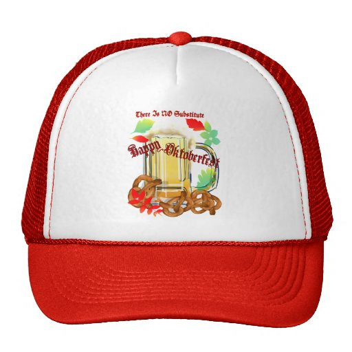 Beer and Pretzels-There is NO substitute.Hats